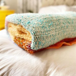 Weighted Handmade Blanket