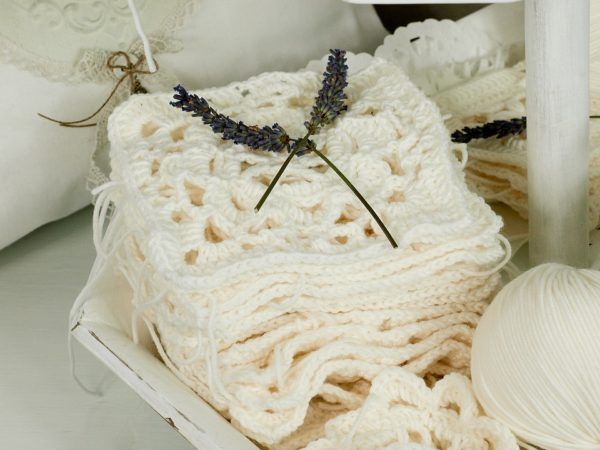 Learn to Crochet squares